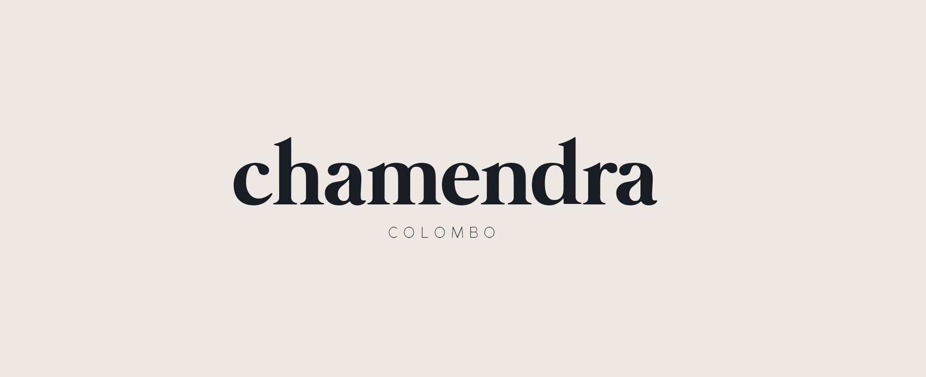 Chamendra Clothing Brand- Colombo